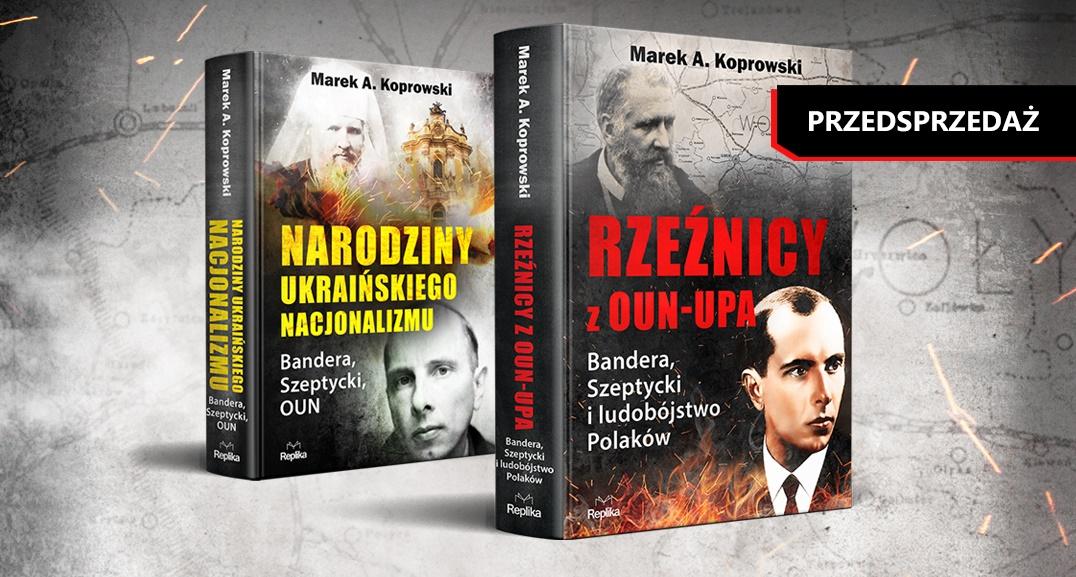 Nowa książka o zbrodniach OUN-UPA