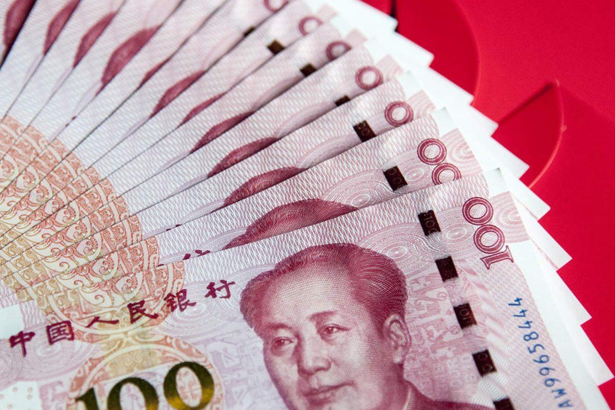 Chińska gospodarka ostro w górę