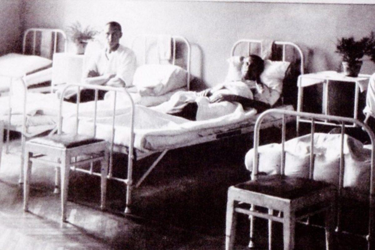 Polski szpital na Wołyniu