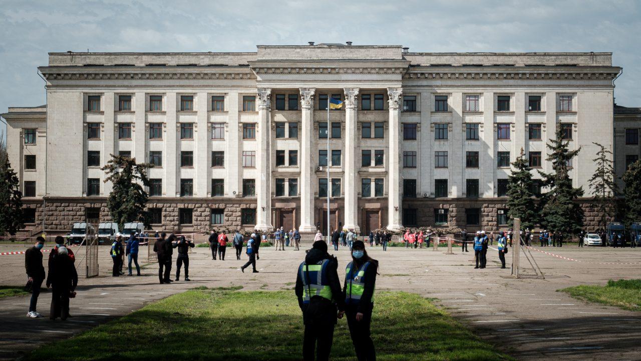 Siódma rocznica zbrodni neobanderowców w Odessie