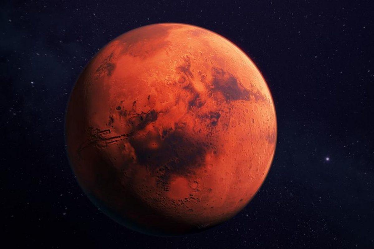 Chiński łazik marsjański wylądował na Marsie