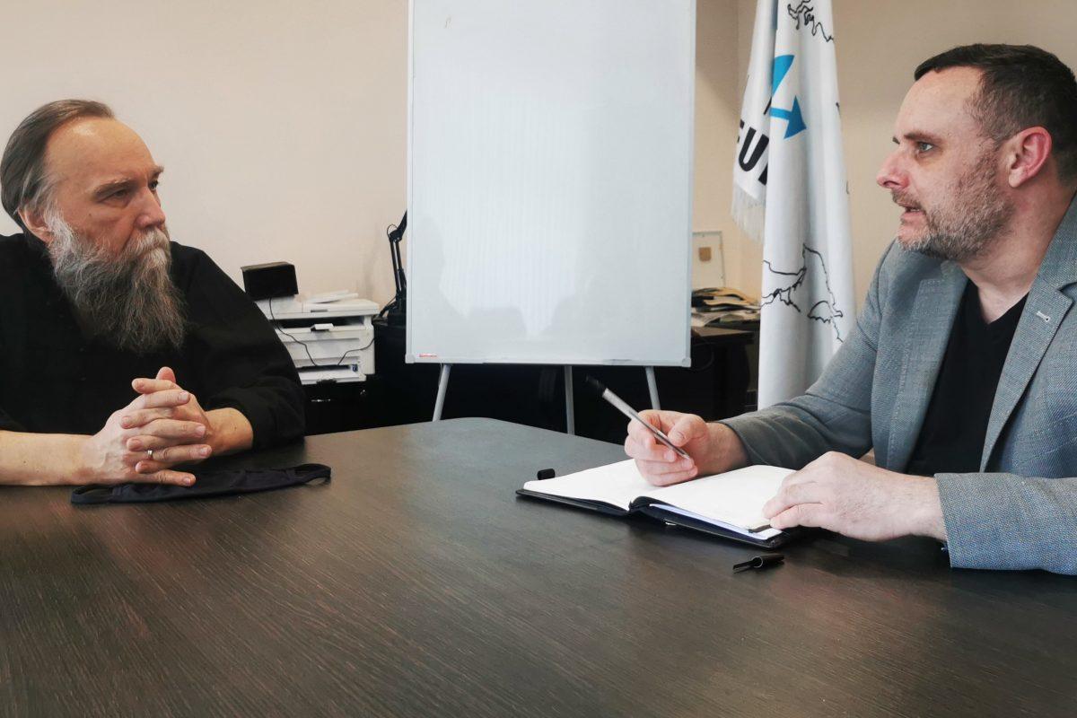 Dyktatura liberalizmu 2.0. – rozmowa z prof. Aleksandrem Duginem