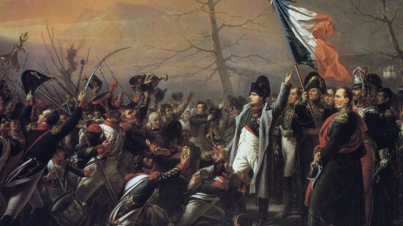 https://myslpolska.info/wp-content/uploads/2021/06/Retour_de_Napoleon_d_Isle_dElbe_by_Charles_de_Steuben-1280x720.jpg