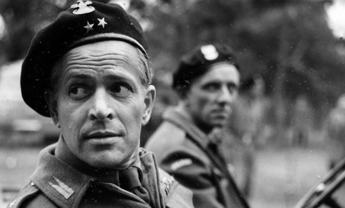 Poręba, Maczek i Jerzy Bossak