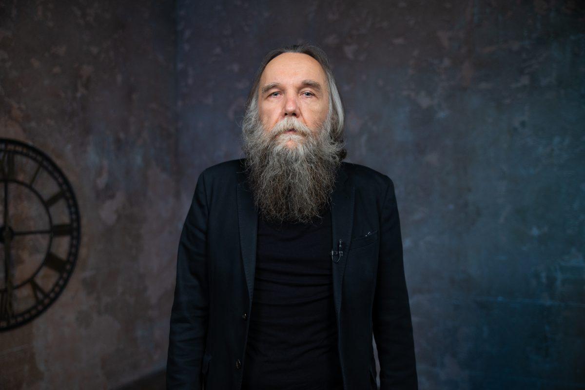 Aleksandr Dugin o koronawirusie