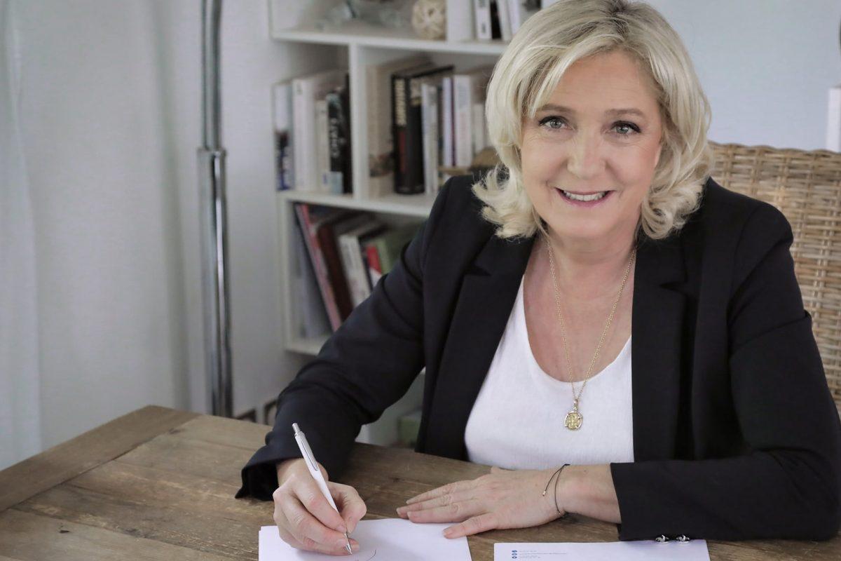 Oś Kaczyński – Le Pen?