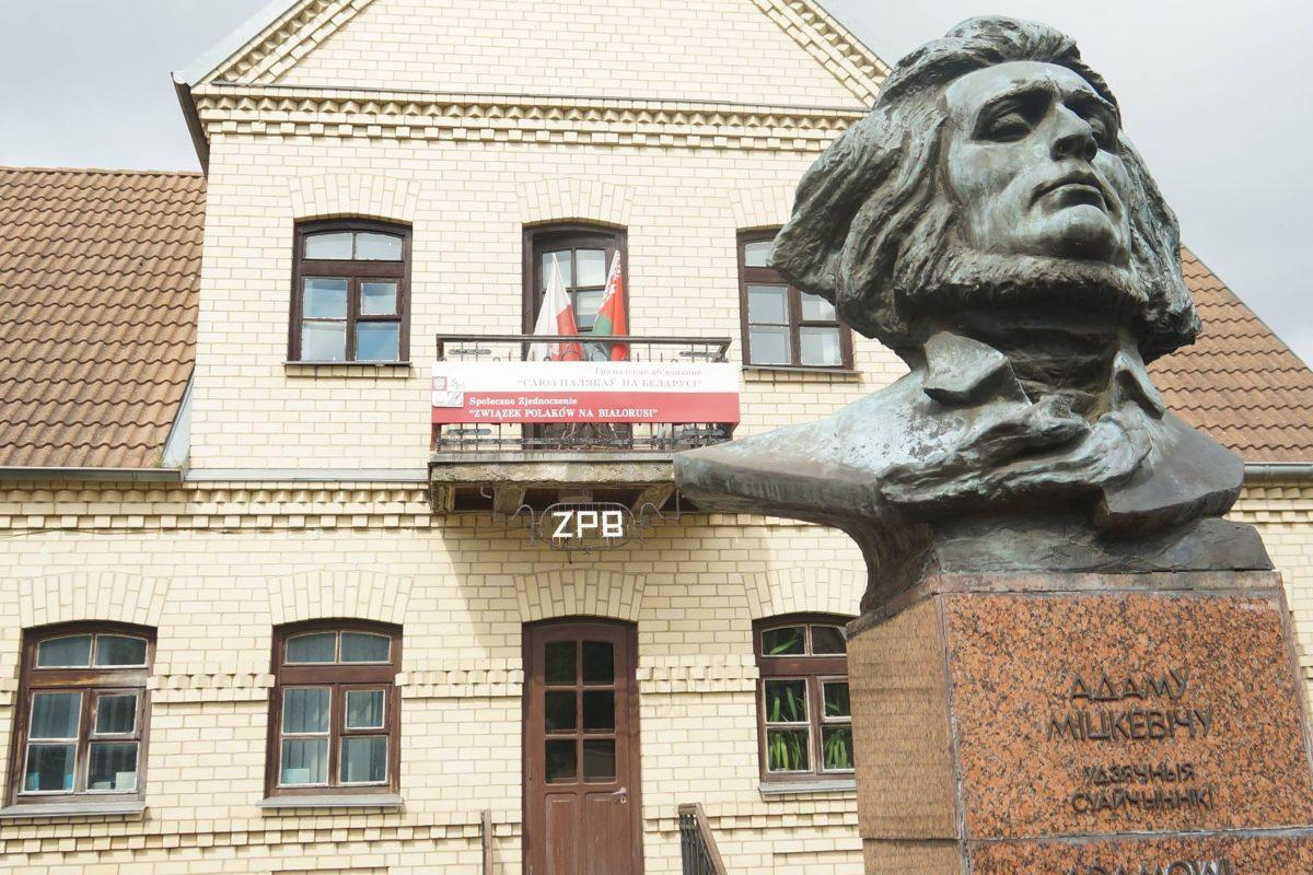 """Polacy i """"reżim Łukaszenki"""""""