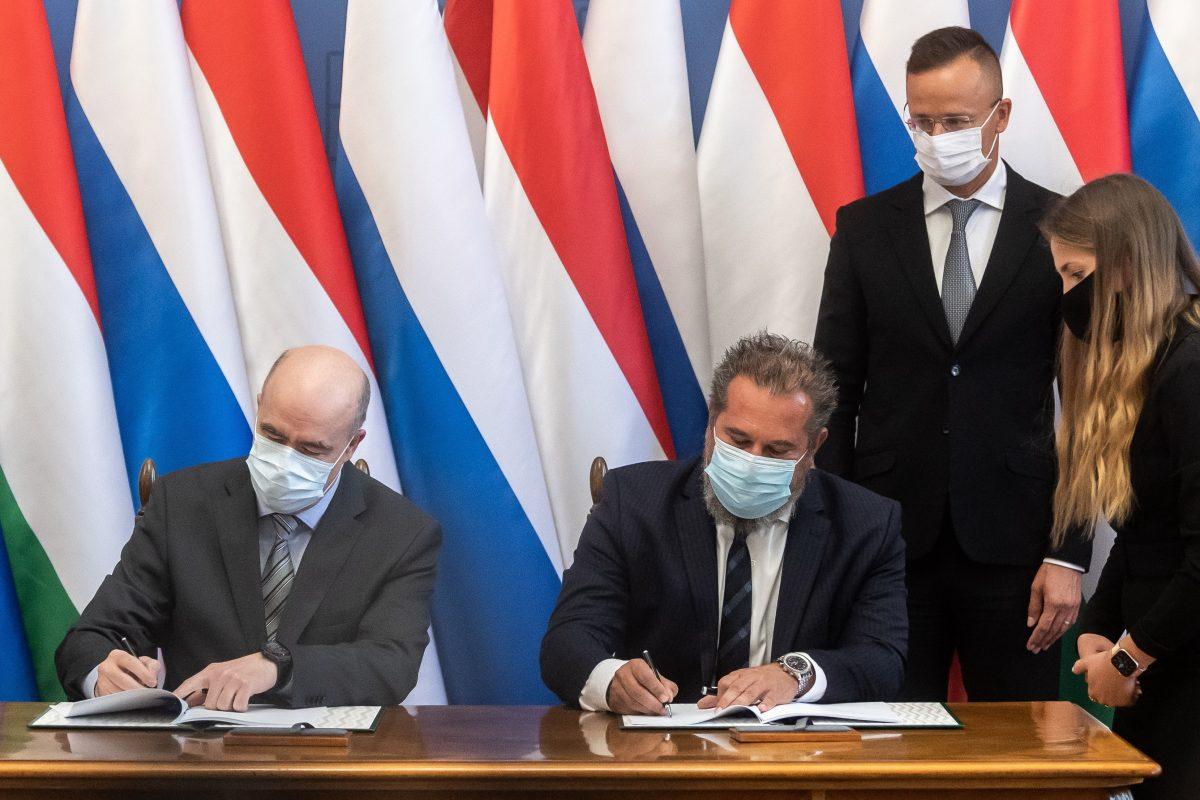 Orbán wybiera rosyjski gaz